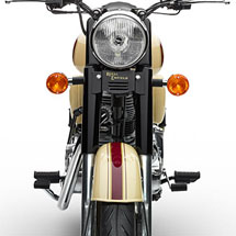 Royal Enfield Bullet Classic Tan